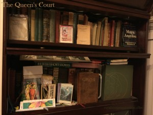 The Queens books